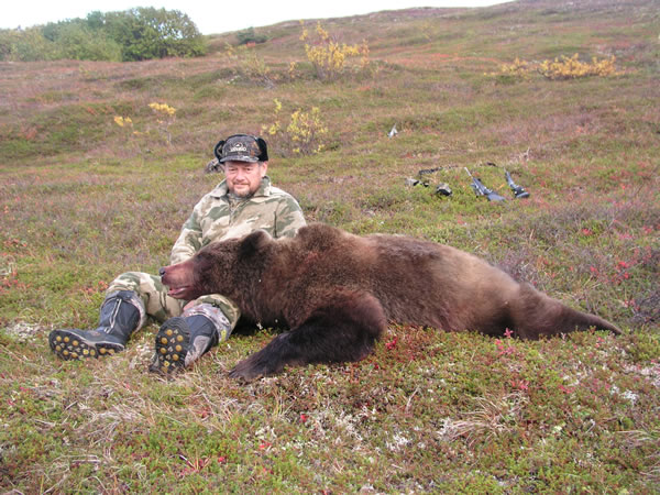 Alaska Brown Bear Hunts Moose Hunts Caribou Hunting With