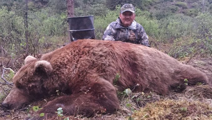 Bill's Alaska Bear Hunt